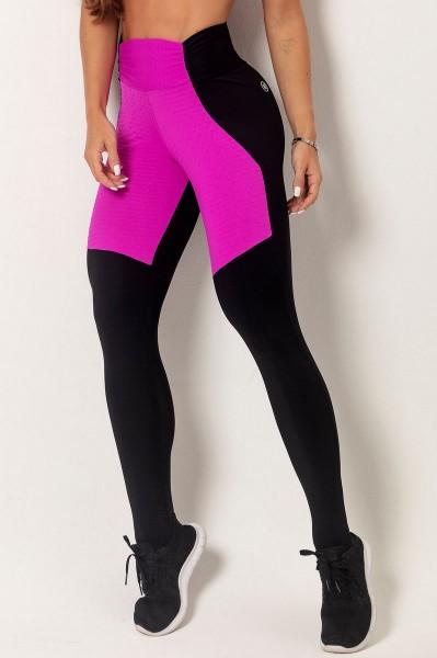 Fitness Leggings Confident Pink HIPKINI