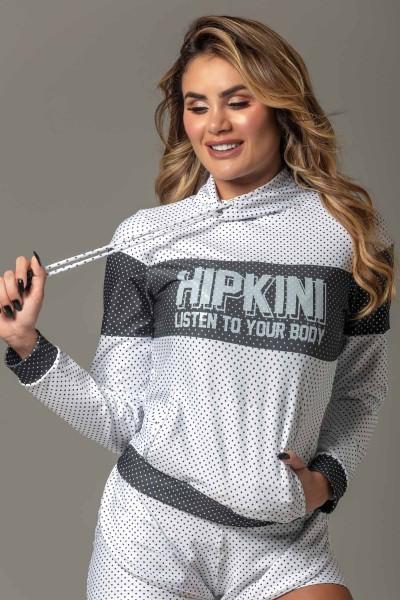 Hoody Attitude Fitness Girl HIPKINI