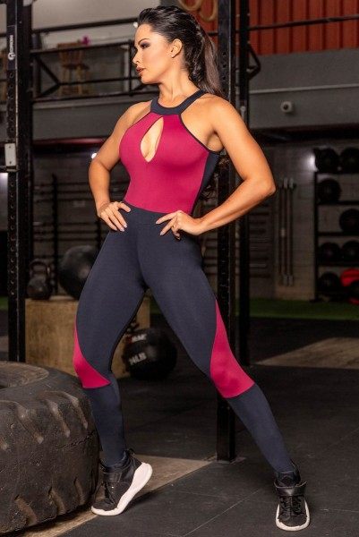 Sport Overall Woman Power Command HIPKINI