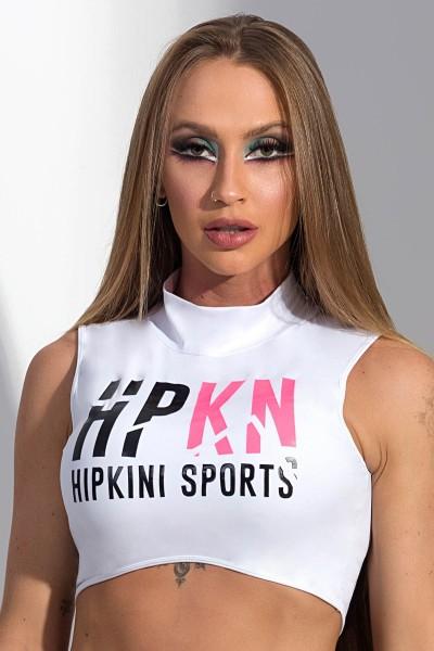 Fitness Cropped Top Run Baby HIPKINI