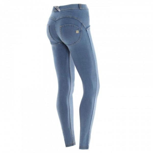 Wr.Up Freddy Regular Waist Jeans Denim WRUP1RC003-J4Y
