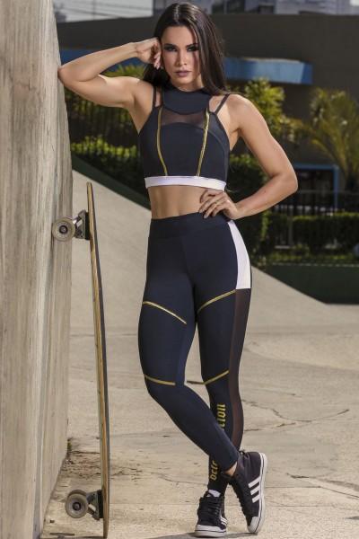 Sport Leggings Rise Helene HIPKINI