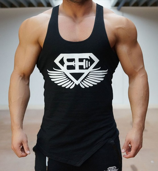 Body Engineers XA1 Stringer – BLACK Gr. XXL