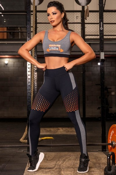 Sport Leggings Woman Power Grow HIPKINI