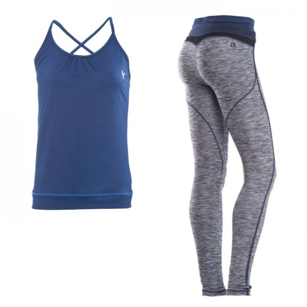 Wr.Up Freddy Sportoutfit Leggings + Top