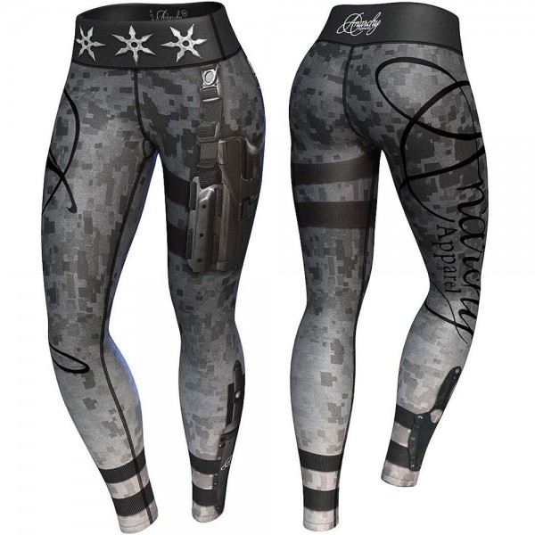 Leggings Viglante Anarchy Apparel