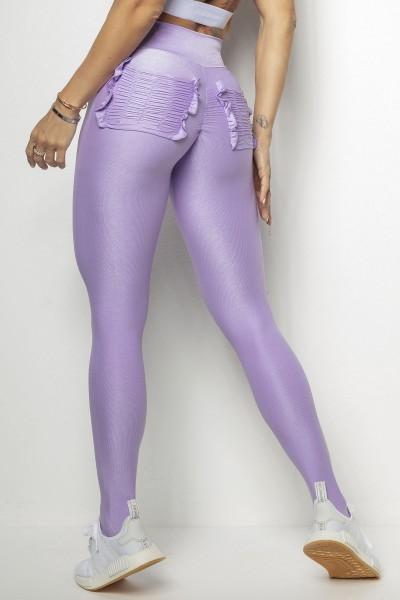 Scrunch Butt Leggings Irresistable Lila HIPKINI