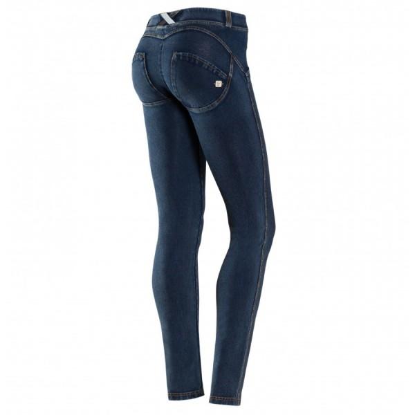 wr up freddy skinny jeans dark denim wrup1lj1e fitness. Black Bedroom Furniture Sets. Home Design Ideas
