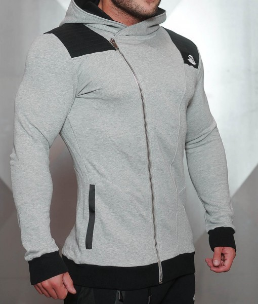 Body Engineers YUREI Hoody GREY