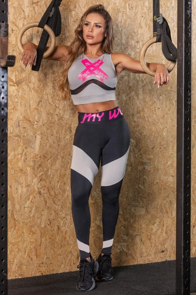 Sport Leggings Warm Up HIPKINI
