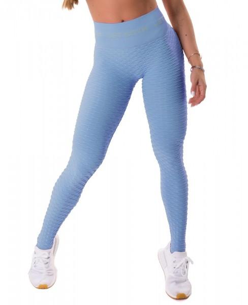 Seamless Ribbed Fitness Leggings LET´SGYM