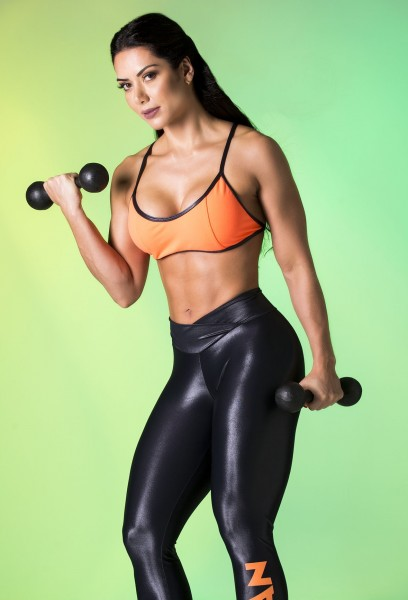 Sports-Bra CANOAN Orange