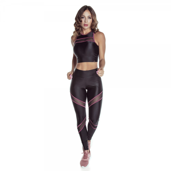 Fitness Legging Atletika Dream Cajubrasil