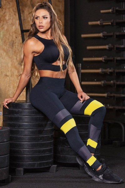 Sport Leggings Bench Press HIPKIN
