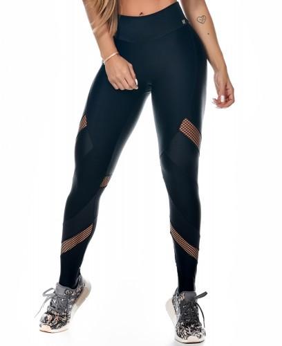 Sport Leggings Let´s Gym Black Wonder