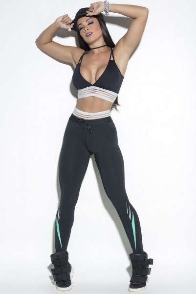 Sport Leggings Rap G-Funk HIPKINI